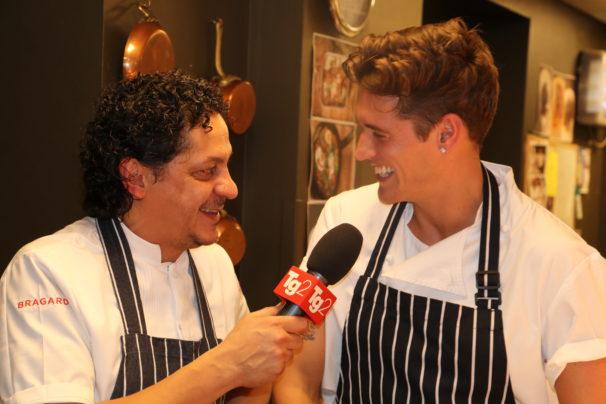 Lo chef Mazzei ambasciatore della cucina italiana nel Regno Unito