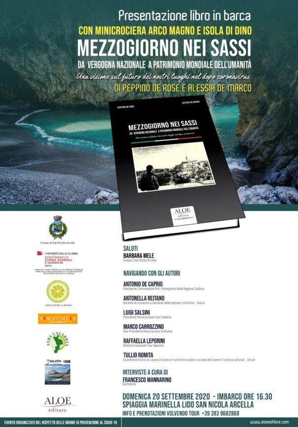 """Presentazione del libro """"Mezzogiorno nei Sassi"""" di Peppino De Rose e Alessia De Marco"""