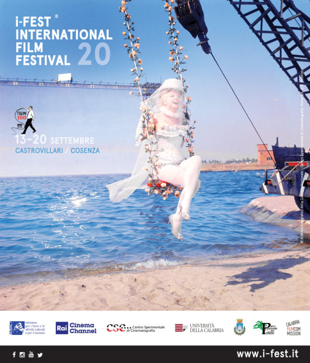 i-Fest International Film Festival dal 13 al 20 settembre 2020.